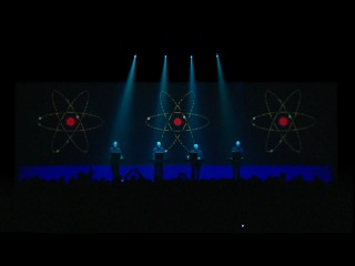 Kraftwerk - Radioactivity (Live in Japan)